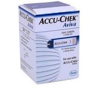 ACCU-CHEK AVIVA  50 STRISCE