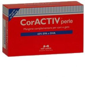 CORACTIV BLISTER 50 PERLE