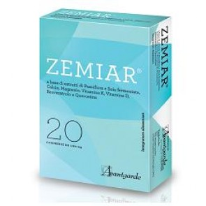 ZEMIAR 20 COMPRESSE 1160 MG