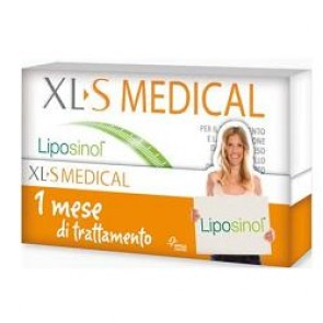 XLS MEDICAL LIPOSINOL 1M TRATT