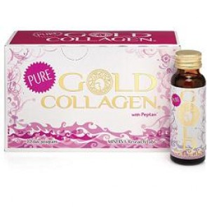 PURE GOLD COLLAGEN 10 BOTTIGLIETTE 50 ML