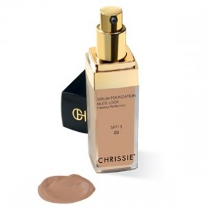 CHRISSIE 03 SERUM FONDOTINTA NUDE LOOK GOLDEN SAND 30 ML