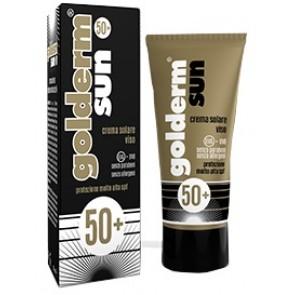 GOLDERM SUN SPF 50+ CREMA VISO 50 ML