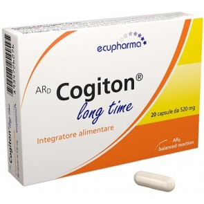 ARD COGITON LONG TIME 20 CAPSULE 520 MG