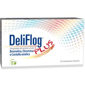 DELIFLOG PLUS 20 COMPRESSE