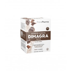 DIMAGRA PROTEIN CACAO 10BUSTE