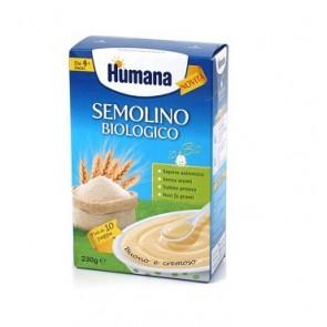 HUMANA SEMOLINO BIOLOGICO 230 G