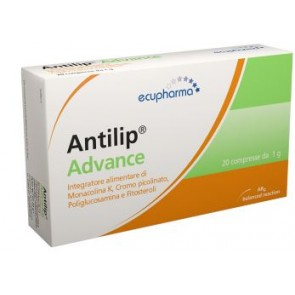 ARD ANTILIP ADVANCE 20 COMPRESSE