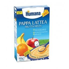 HUMANA PAPPA FRUTTA MISTA 230 G