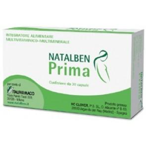 NATALBEN PRIMA 30 CAPSULE