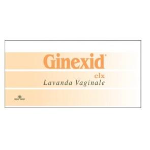 GINEXID LAVANDA VAGINALE 5 FLACONI MONOUSO DA 100 ML