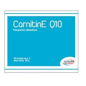 CARNITINE Q10 30 BUSTINE