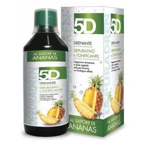 5D SLEEVERATO ANANAS 500 ML
