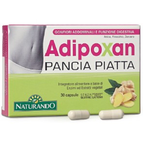 ADIPOXAN PANCIA PIATTA 30 CAPSULE