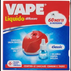 VAPE ELETTROEMANATORE LIQUIDO SPINA + REFILL 480 ORE