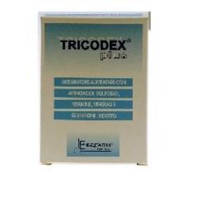 TRICODEX PLUS 15 COMPRESSE