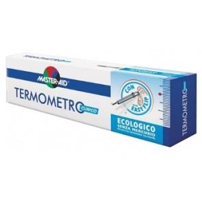 TERMOMETRO CLINICO ECOLOGICO MASTER-AID 1 PEZZO