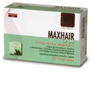 MAX HAIR CRES 60CPR