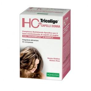 HC+ TRICOLIGO DONNA 40 COMPRESSE