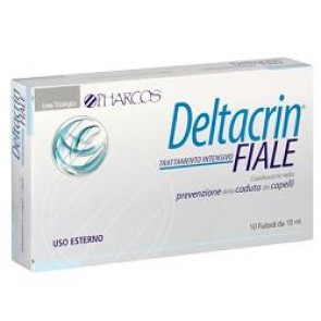 DELTACRIN PHARCOS 10 FIALE