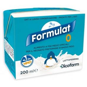 FORMULAT 0 LIQUIDO 3 BRICKS X 200 ML