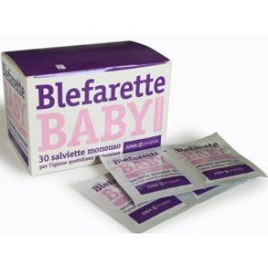BLEFARETTE BABY SALVIETTINE OCULARI MEDICATE MONOUSO 30 PEZZI