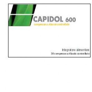 CAPIDOL 600 30 COMPRESSE
