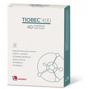 TIOBEC 400 FAST SLOW 40CPR