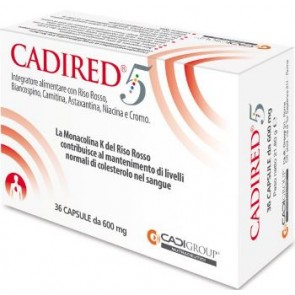 CADIRED 5 36 CAPSULE