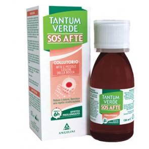 TANTUM VERDE SOS AFTE COLLUTORIO 120 ML