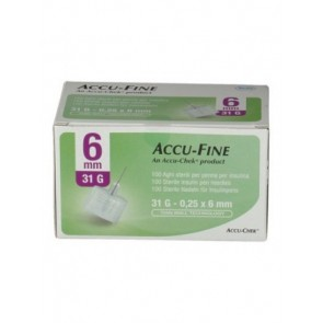 AGO ACCU-FINE PEN NEE G31 6MM
