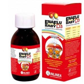 ENAFLU BABY D3 SOLUZIONE ORALE 150 ML
