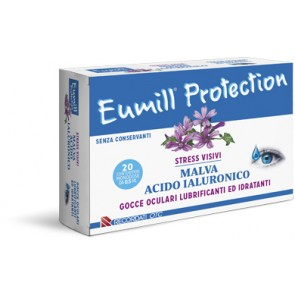 EUMILL PROTECTION GOCCE OCULARI 20 FLACONCINI MONODOSE 0,5 ML