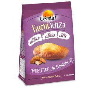 CEREAL BUONISENZA MADELEINE ALLE MANDORLE 180 G