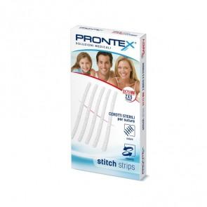 PRONTEX STITCH STRIPS 3X75 10 PEZZI