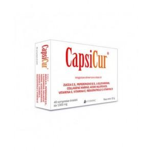 CAPSICUR 40 COMPRESSE
