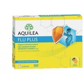 AQUILEA FLU PLUS 10 BUSTINE