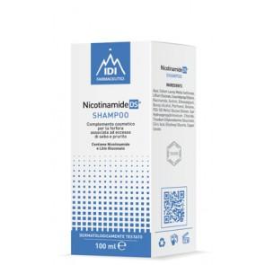 NICOTINAMIDE DS SHAMPOO SENZA PROFUMO 100 ML