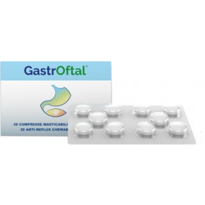 GASTROFTAL 30 COMPRESSE MASTICABILI ANTIREFLUSSO