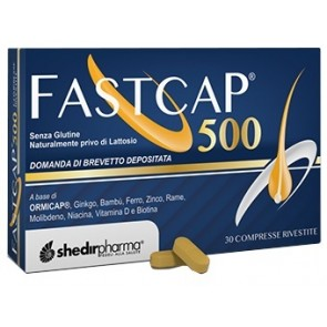 FASTCAP 500 30 COMPRESSE RIVESTITE
