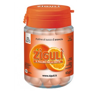 ZIGULI ARANCIA 100 PALLINE 60 G