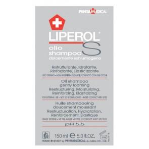 LIPEROL S OLIO SHAMPOO 150 ML