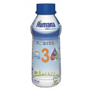 HUMANA 3 PROBALANCE 470 ML BOTTIGLIA