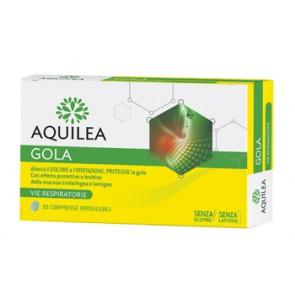 AQUILEA GOLA 20 COMPRESSE OROSOLUBILI