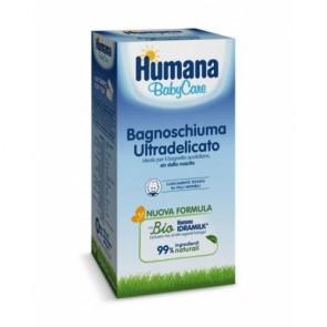 HUMANA BC BAGNOSCHIUMA 200ML