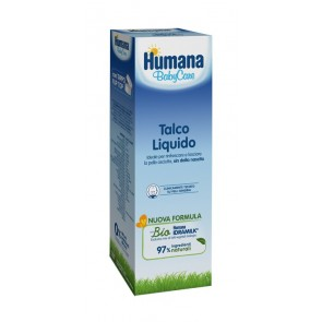HUMANA BC TALCO LIQUIDO 100ML