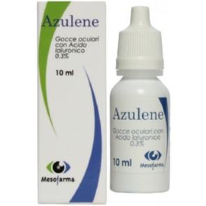 AZULENE GOCCE OCULARI 10 ML