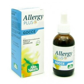 ALLERGY PLUS GOCCE 50 ML
