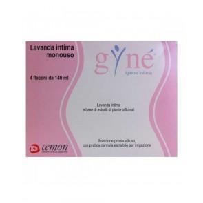 GYNE' LAVANDA VAGINALE 4 FLACONCINI DA 140 ML
