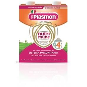PLASMON NUTRI-MUNE 4 LIQUIDO 2 PEZZI